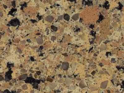 Silestone Quartz Giallo Quarry  Polished Worktop Product Image