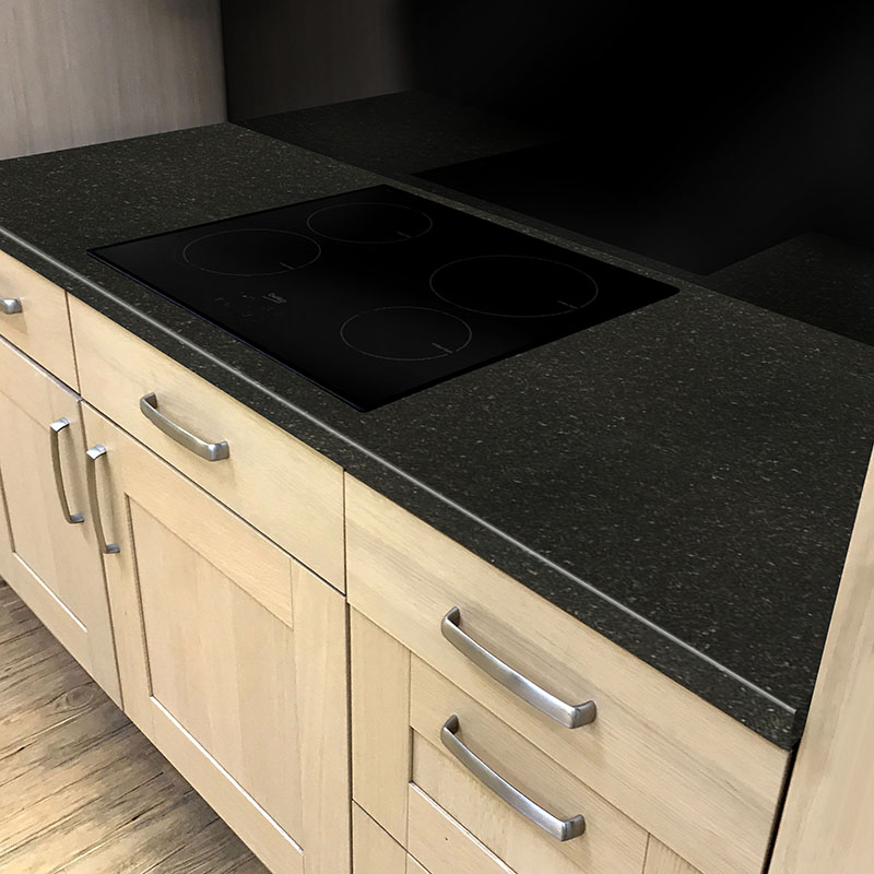 Axiom Avalon Granite Black Matt 3050mm X 600mm X 40mm