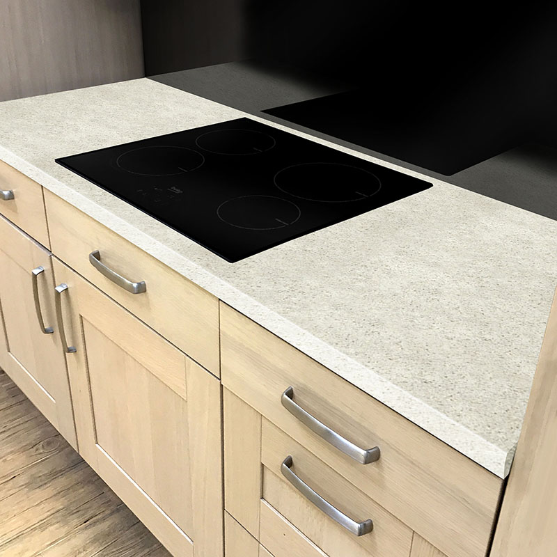 Axiom Imperial White Lustre 1800mm X 600mm X 40mm Worktop