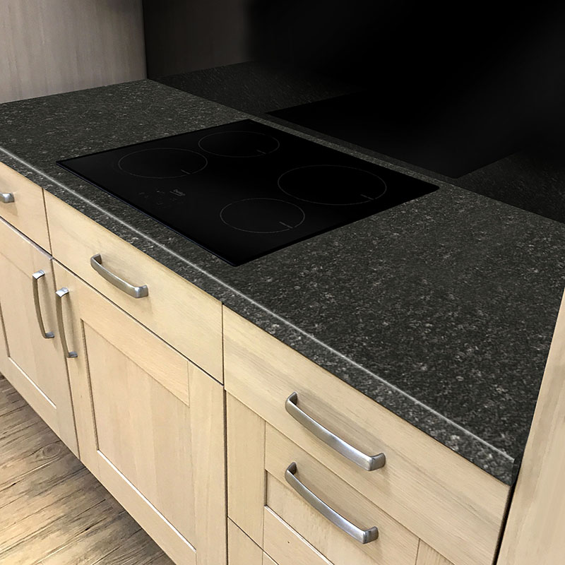 Axiom Midnight Stone Lustre 1800mm X 600mm X 40mm Worktop