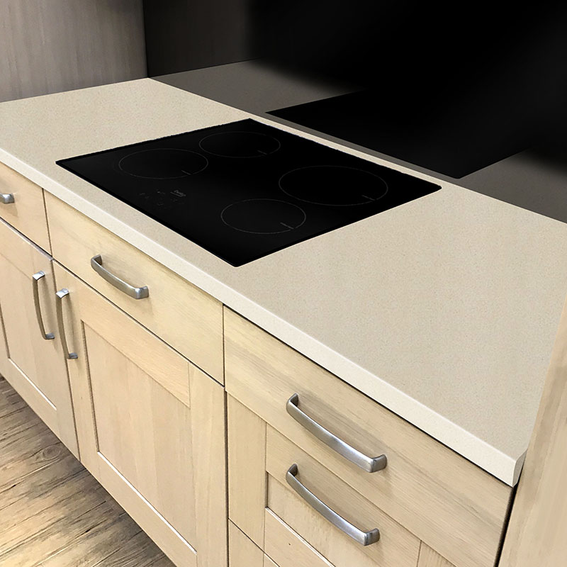 Axiom Paloma Cream Matt 600mm Worktop