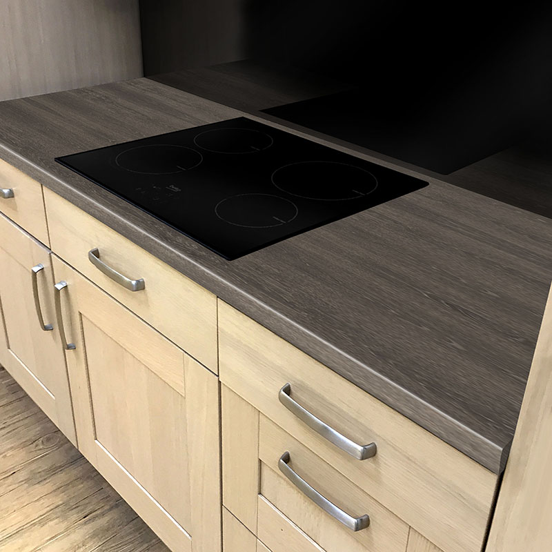 Axiom Shadow Oak Puregrain 600mm Worktop