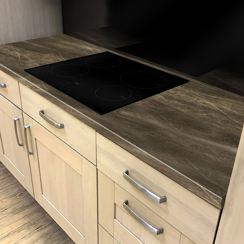 Axiom Slate Sequoia Scovato 900mm Breakfast Bar