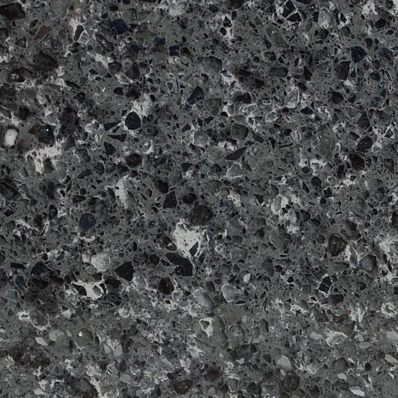 Pro-Quartz Lustrous Black Made To Measure 20mm Product Image