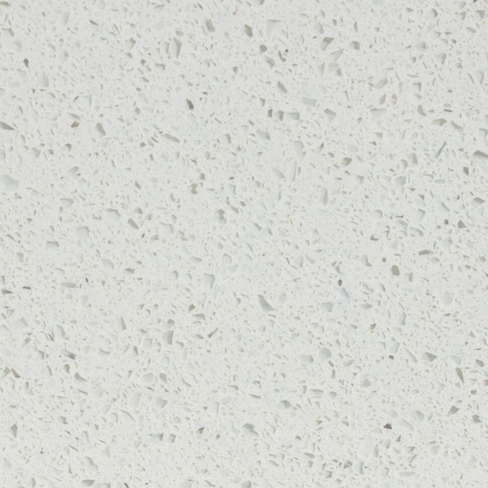 Pro-Quartz White Sparkle Made To Measure 20mm Product Image