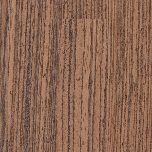 Prima Medium Zebrano Blocked Matte 58 Laminate Kitchen Worktop