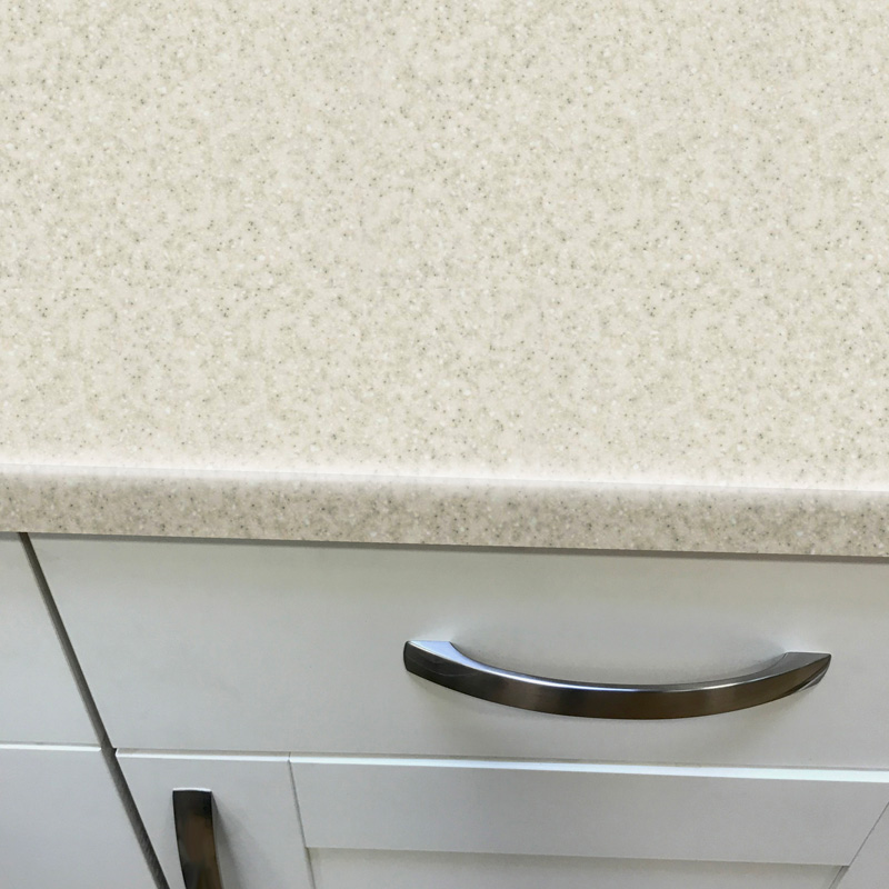 Duropal Glacial Storm 2050mm X 600mm X 40mm Worktop In
