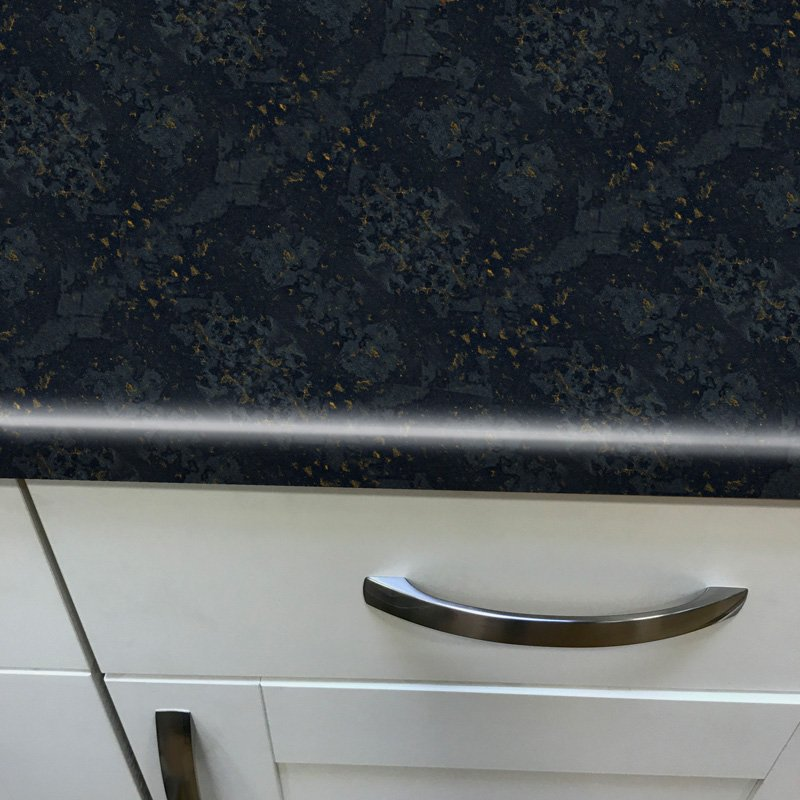 Duropal Star Black 600mm Worktop