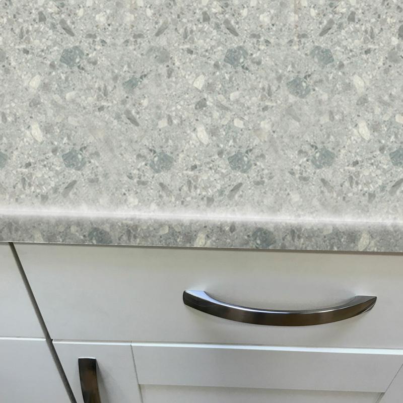 Duropal Trebbia Stone 4100mm X 600mm X 40mm Worktop In