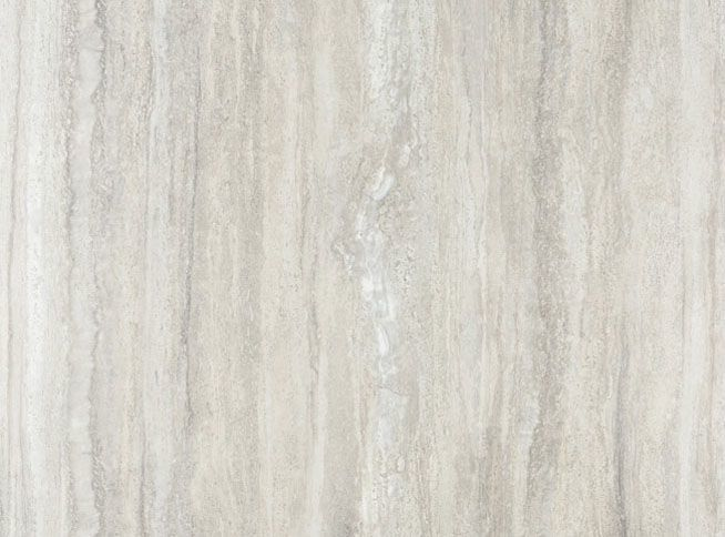 Nuance Silver Travertine Honed Laminate Kitchen Worktops