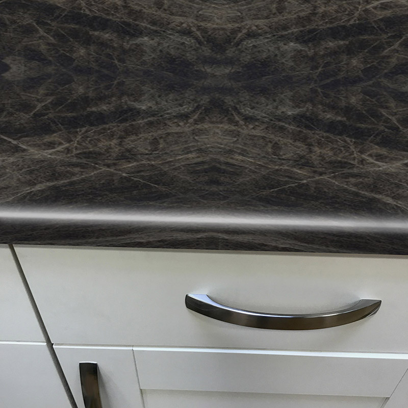 Axiom Black Sequoia Scovato 900mm Breakfast Bar