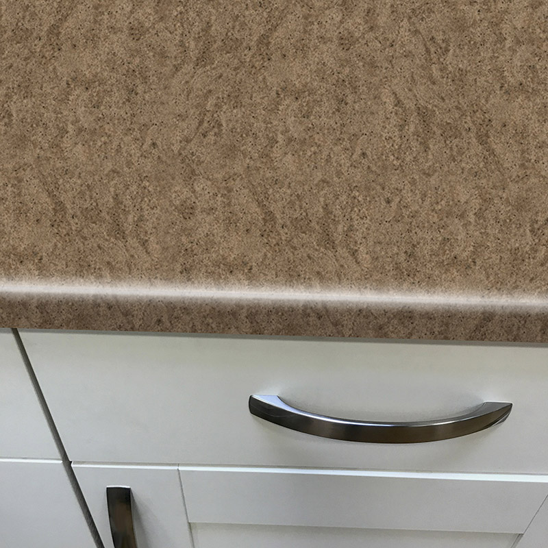 Axiom Cappuccino Stone Lustre 900mm Breakfast Bar