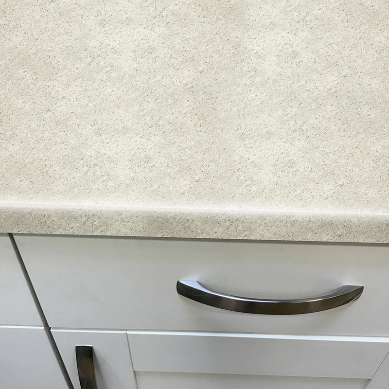 Axiom Imperial White Lustre 900mm Breakfast Bar