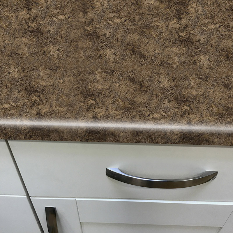 Axiom Jamocha Granite Etchings 600mm Worktop
