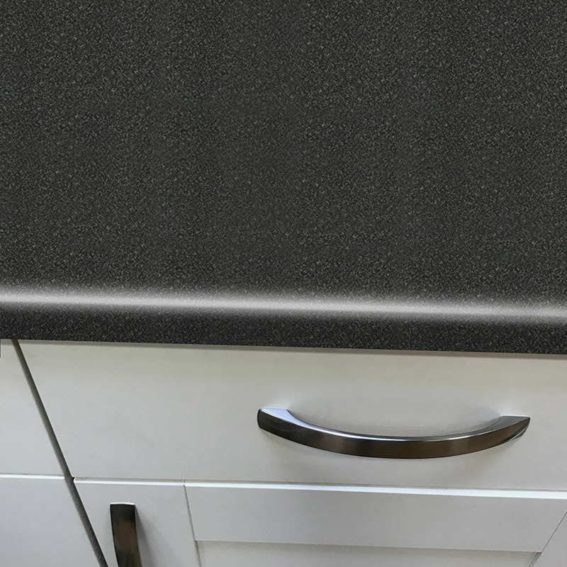 Axiom Jet Crystal 600mm Worktop