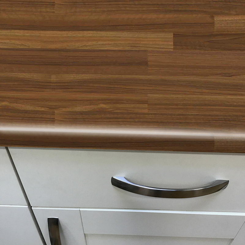 Axiom Oriental Block Lumber 600mm Worktop