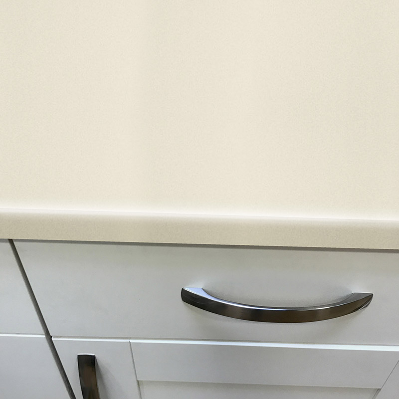 Axiom Paloma White Matt 600mm Worktop