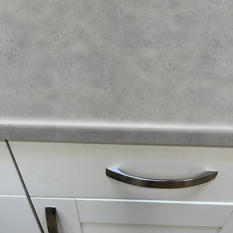 Axiom Platinum Tornado 3600mm X 600mm X 40mm Worktop In