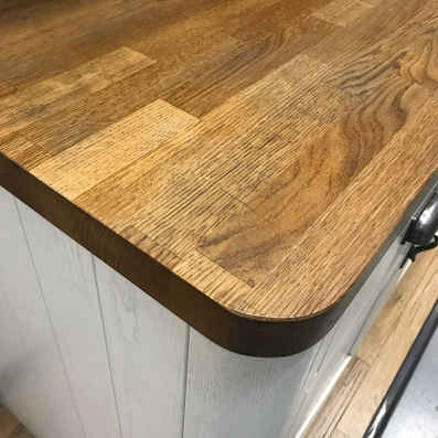 Best Seller: Solid Wood Oak Worktop
