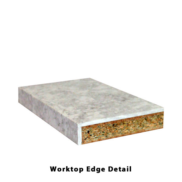 Encore Ice 650mm Worktop