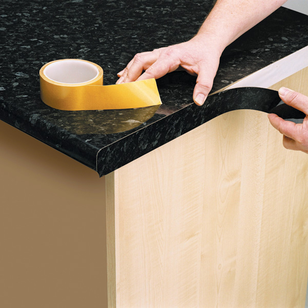 Double Sided Worktop Edging Adhesive Tape