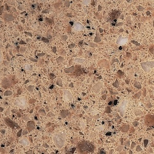 Zodiq Quartz Alpha Brown 1200mm Worktop
