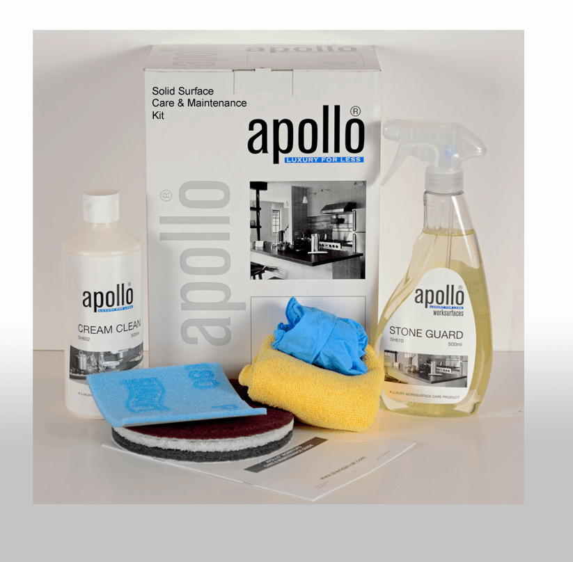 Apollo Slab Tech Care plus Maintenance Kit