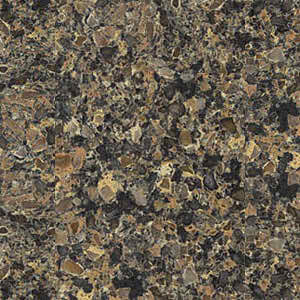 Silestone Quartz Black Canyon   Polished Worktop Product Image