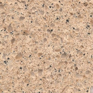 Apollo Quartz Grampian Beige 300mm Worktop