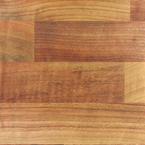 Prima Natural Block Walnut 4200mm PP Edging for Square Edged