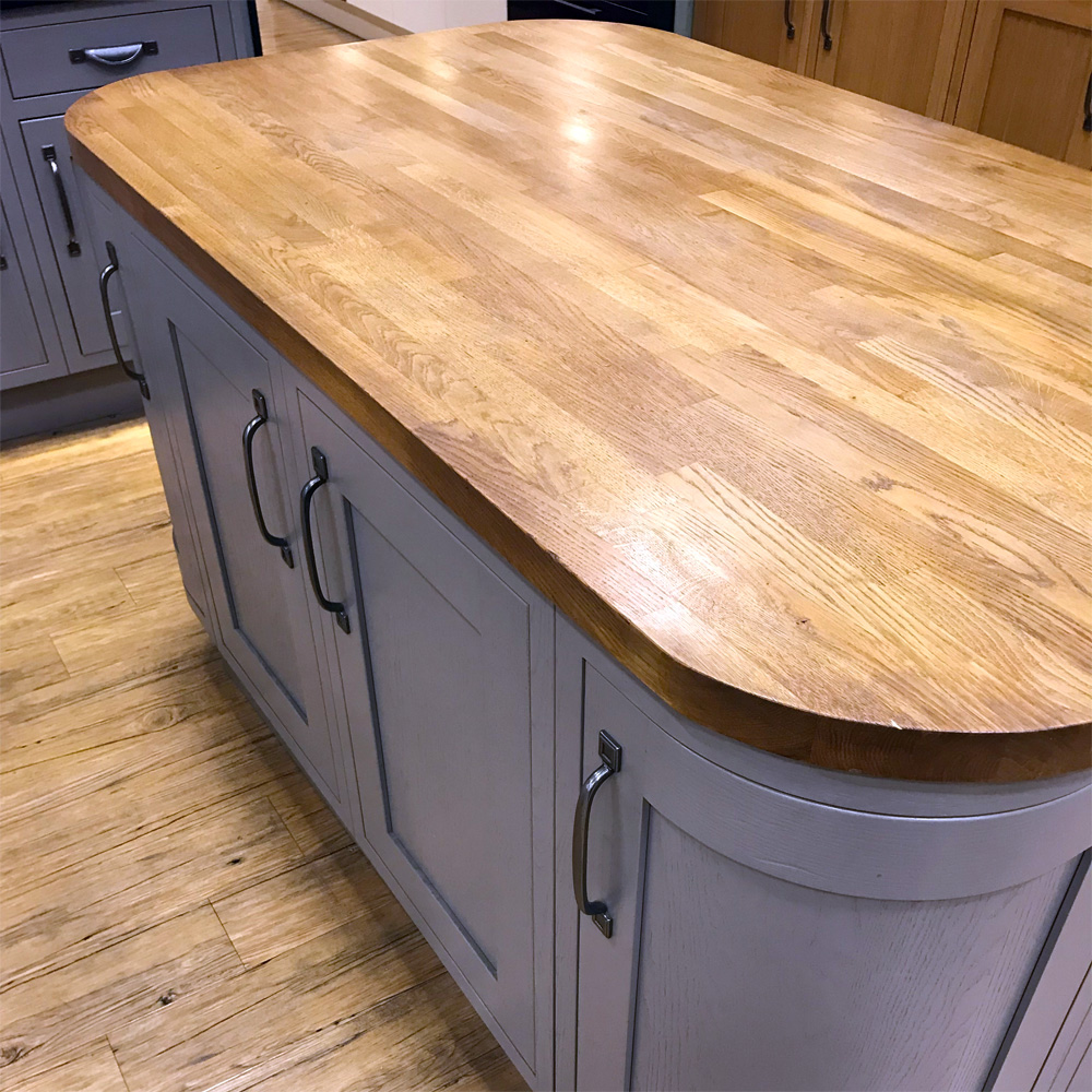 Solid Wood Oak Worktops
