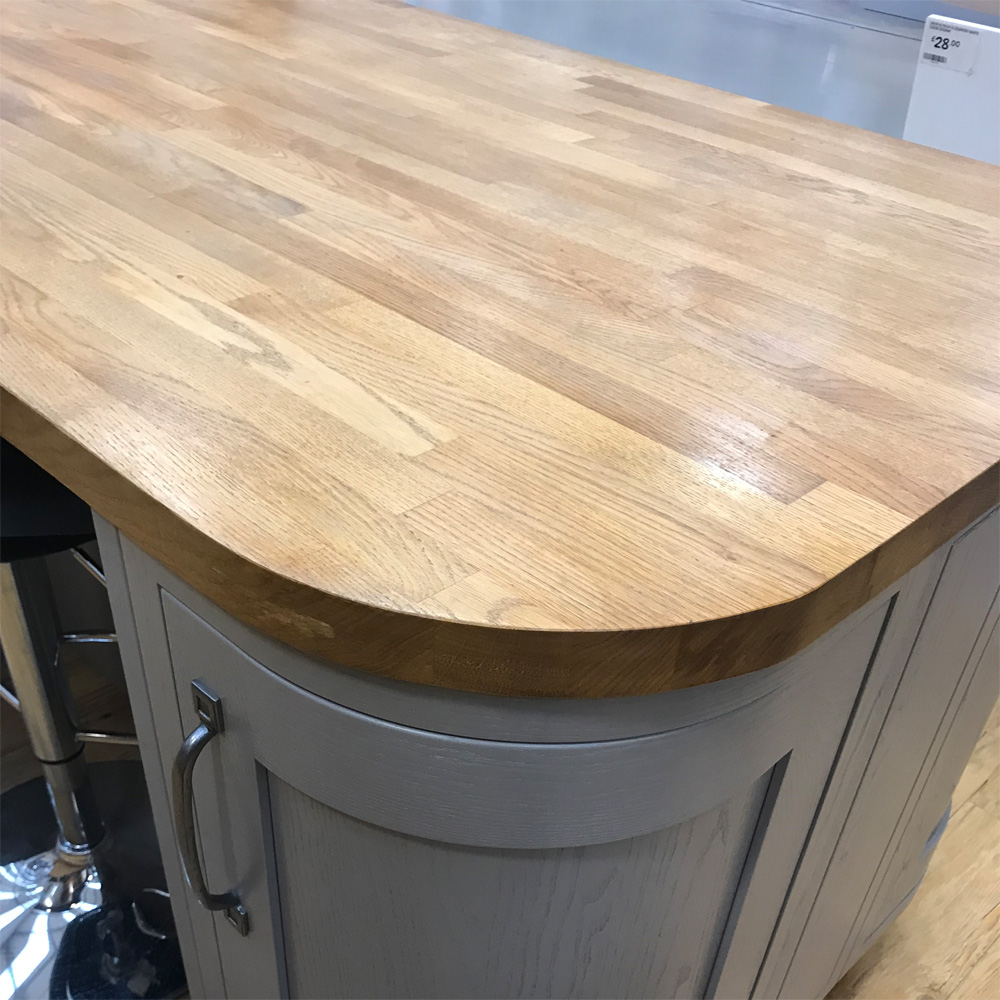Solid Wood Oak Worktops Product Image