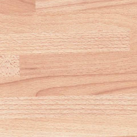 Prima Beech Butcher Block Matte-58 Laminate Kitchen Worktops
