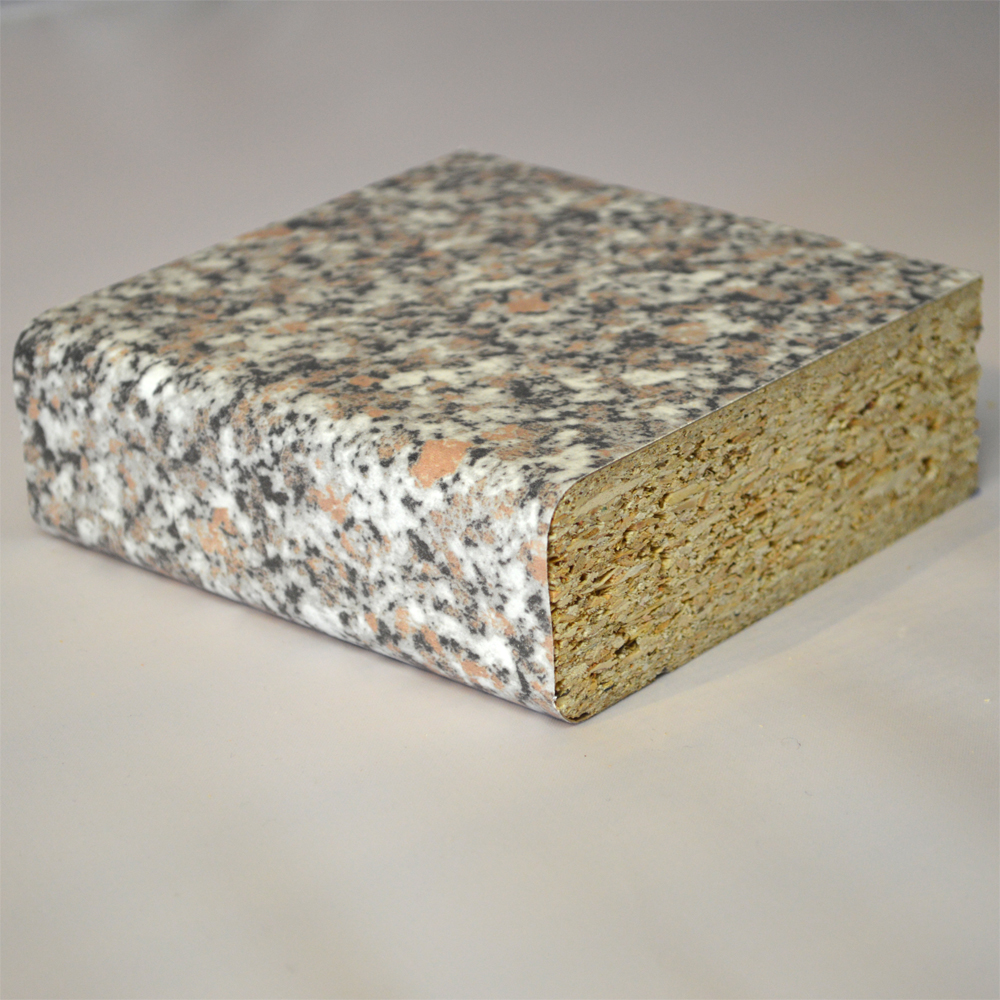 Granite Rossini Perl Laminate Worktop - Pro-Top - 600mm