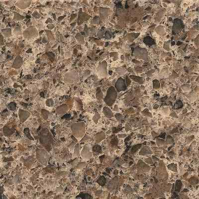 Silestone Quartz Sienna Ridge   Polished Worktop Product Image