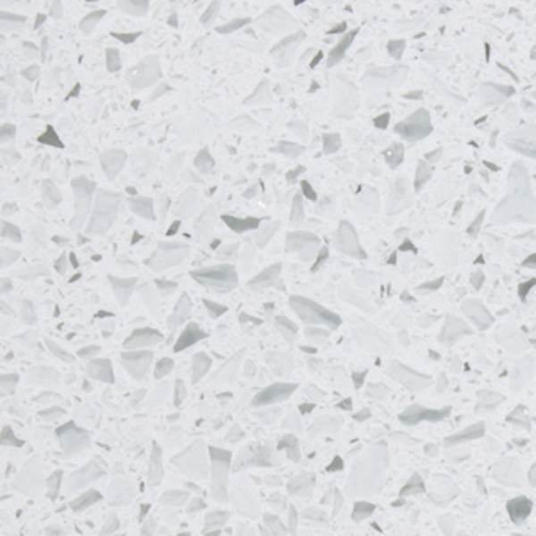 Silestone Quartz White Diamond Polished Made to… Product Image