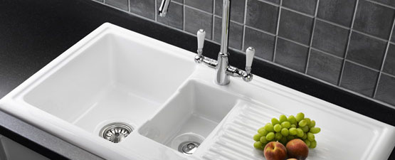 1.5 Bowl Ceramic Sinks