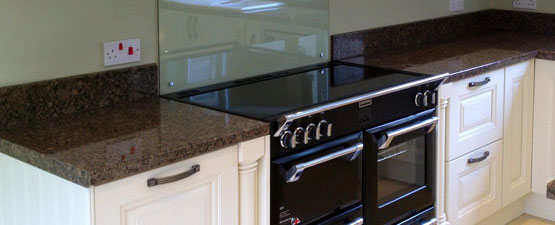 Apollo Granite Kitchen Upstands
