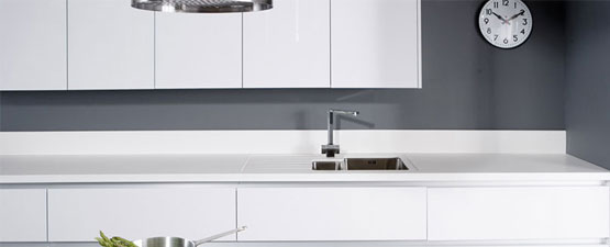 Apollo Magna Kitchen Upstands