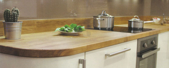 Artis Kitchen Upstands