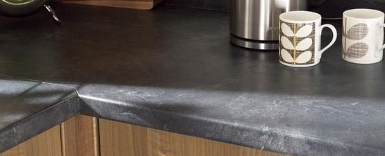Basalt Slate And Basalt Worktops