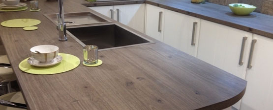 Omega Kitchen Worktops