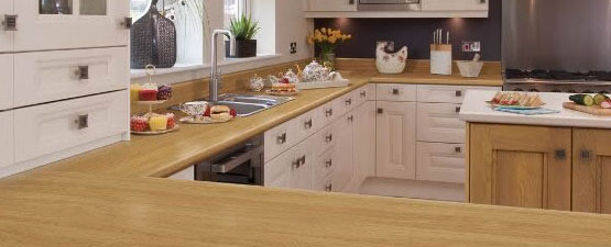 Buster Block Worktops