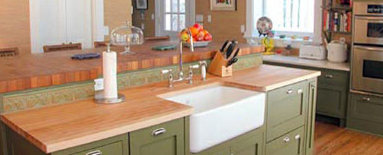 Butchers Block Countertops