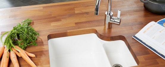 Ceramic Sinks Drainer
