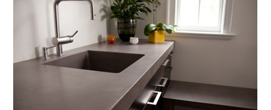 concrete worktops uk cheap concrete kitchen worktops