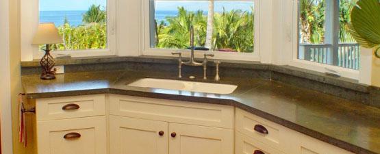 Cream Kitchen Sinks