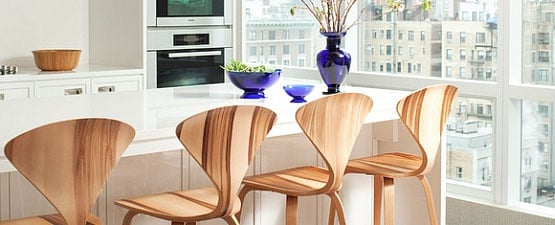 contemporary breakfast bar stools