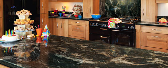 High Gloss Laminate Worktops
