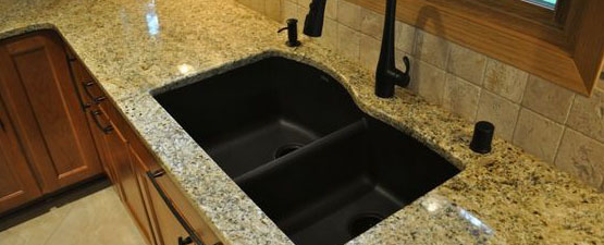 Granite Undermount Sinks
